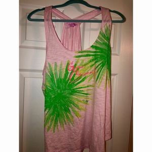 Women's Lilly Pulitzer tank top
